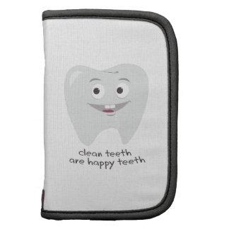 Limpie los dientes organizadores
