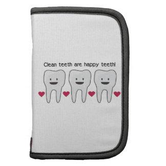 Limpie los dientes planificadores