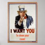"""""""limpie poster de su sitio"""""""