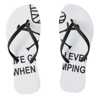 limping