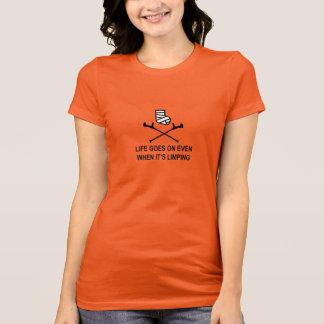limping T-Shirt