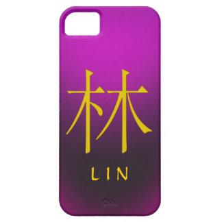 Lin Monogram iPhone SE/5/5s Case