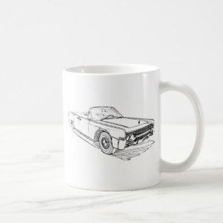 Linc Continental 1961 Classic White Coffee Mug