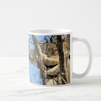 Lince dañoso taza clásica
