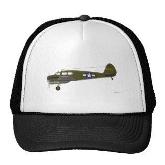 Lince de Cessna UC-78 Gorras