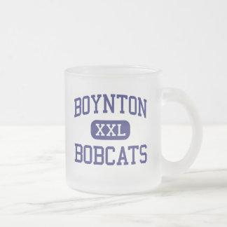 Linces Ithaca medio Nueva York de Boynton Tazas