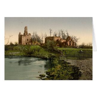 Lincluden Abbey, Dumfries, Scotland Card