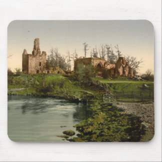 Lincluden Abbey, Dumfries, Scotland Mouse Pad