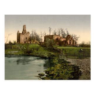 Lincluden Abbey, Dumfries, Scotland Postcard