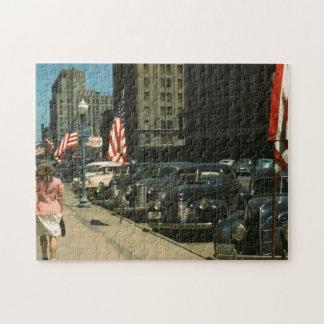 Lincoln 1942 puzzle