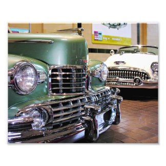 ¡Lincoln 1948 convertible y! 953 Buick Skylark Fotografía