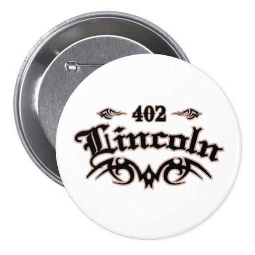 Lincoln 402 pin