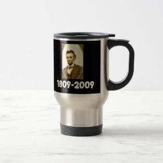 Lincoln Bicentennial mug