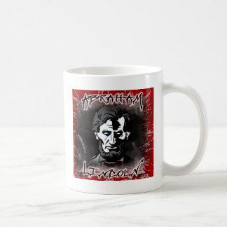 Lincoln Bloodless Horror Star Mugs