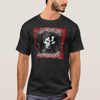 Lincoln Bloodless Horror Star T-Shirt