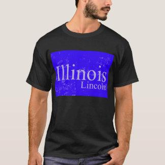 Lincoln Blue T-Shirt