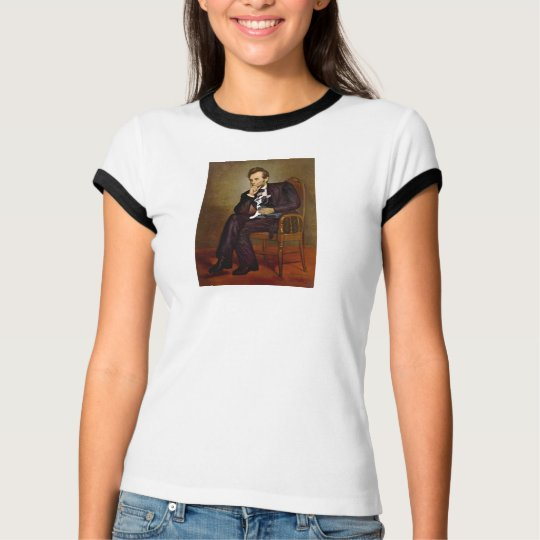 Lincoln -Boston Terrier #4 T-Shirt