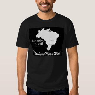 Lincoln, Brazil Dark Tees