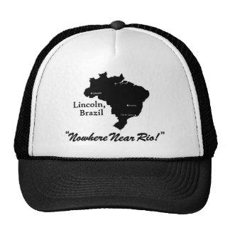 Lincoln, Brazil Hat