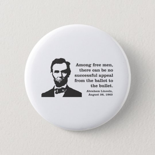Lincoln Button
