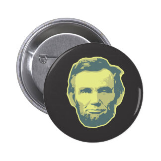 Lincoln Pinback Buttons