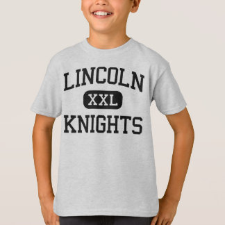 Lincoln - caballeros - alternativa - Clinton Iowa Playera