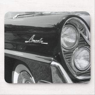 Lincoln car mousepad