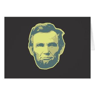 Lincoln Card