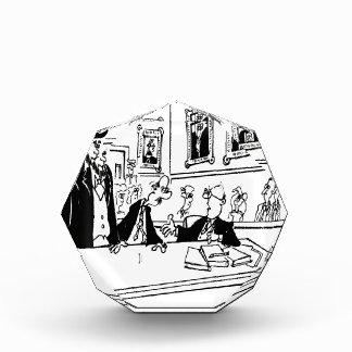 Lincoln Cartoon 5488 Award