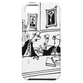 Lincoln Cartoon 5488 iPhone SE/5/5s Case