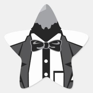 Lincoln cartoon vector star sticker
