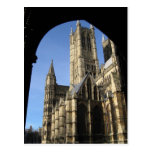 Lincoln Cathedral, England Postcards