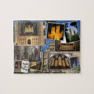 Lincoln Cathedral jigsaw puzzle