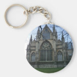 Lincoln Cathedral Keychain