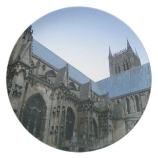 Lincoln Cathedral Party Plate