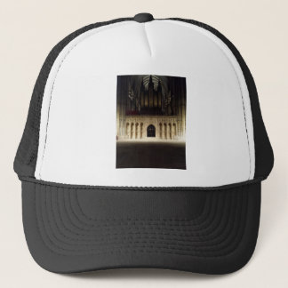 Lincoln Cathedral Trucker Hat
