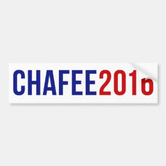 Lincoln Chafee 2016 Bumper Sticker