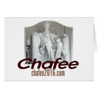 Lincoln CHAFEE 2016 Card