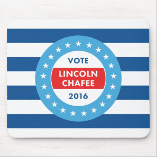 Lincoln Chafee 2016 Mouse Pad