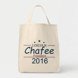 Lincoln CHAFEE 2016 Tote Bag