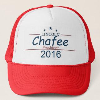 Lincoln CHAFEE 2016 Trucker Hat