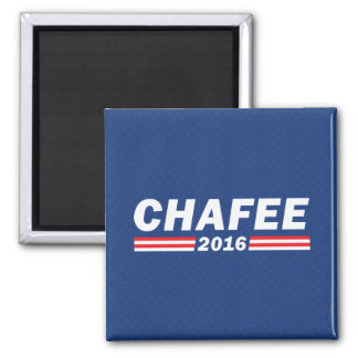 Lincoln Chafee, Chafee 2016 2 Inch Square Magnet