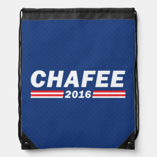 Lincoln Chafee, Chafee 2016 Drawstring Backpack
