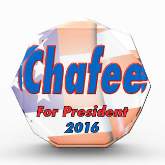 Lincoln Chafee for President 2016 Acrylic Award