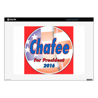 Lincoln Chafee for President 2016 Decals For Laptops