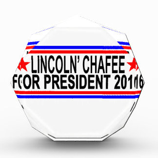 Lincoln Chafee For President Shirts ;.png Award