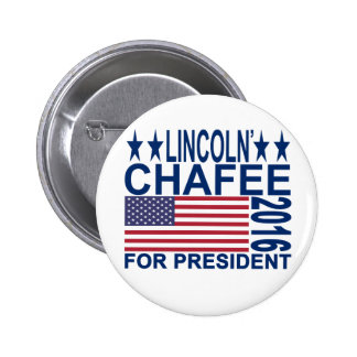 Lincoln Chafee For President Shirts ''.png Button