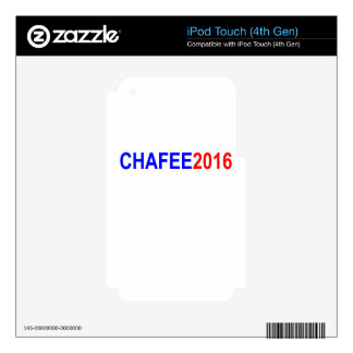 Lincoln Chafee For President Shirts ''.png iPod Touch 4G Skin