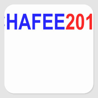 Lincoln Chafee For President Shirts ''.png Square Sticker