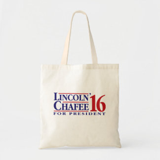 Lincoln Chafee For President Tote Bag